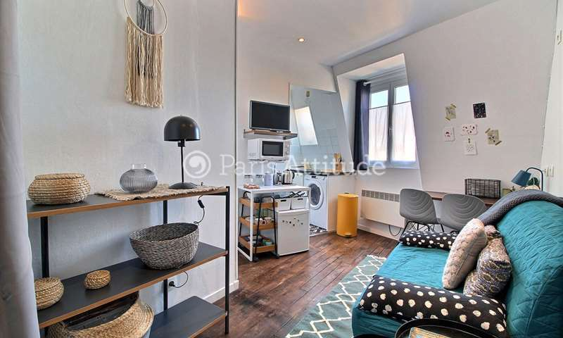 Rent Apartment Studio 15m² rue de Fontenay, 94300 Vincennes