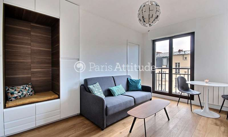 Rent Apartment 1 Bedroom 32m² rue du Texel, 14 Paris