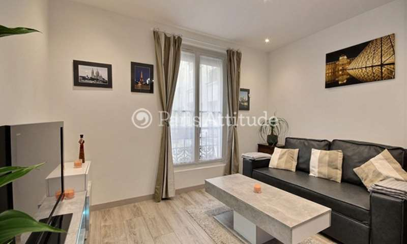 Rent Apartment 1 Bedroom 38m² avenue des Ternes, 17 Paris