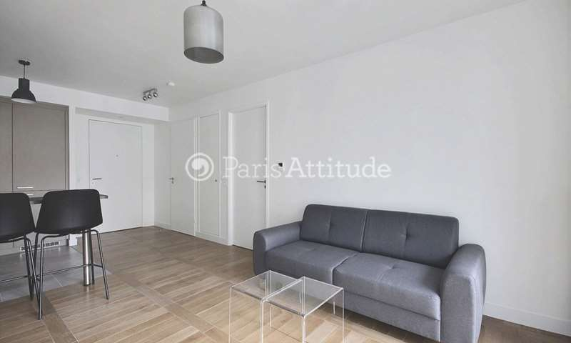 Rent Apartment 1 Bedroom 40m² rue de Clichy, 75009 Paris