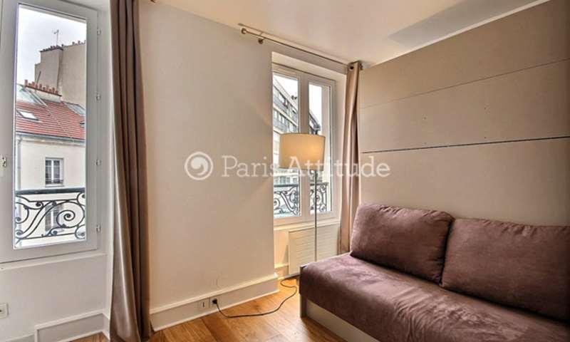 Rent Apartment Studio 15m² rue des Cordelieres, 13 Paris