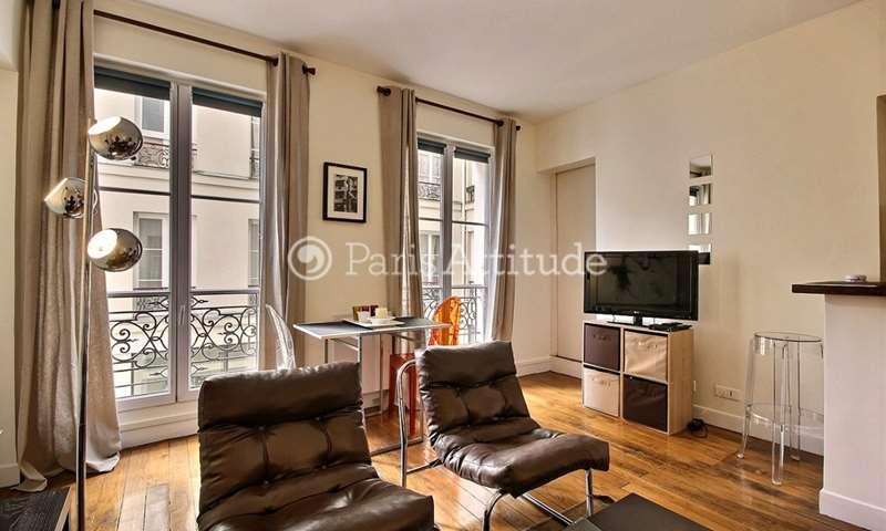 Rent Apartment 1 Bedroom 35m² cite Dupetit Thouars, 75003 Paris