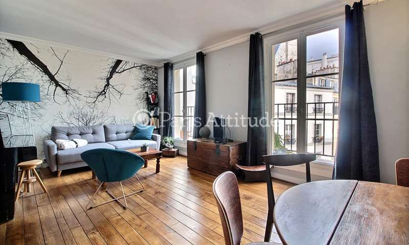 Rent Apartment 1 Bedroom 49m² cite Dupetit Thouars, 3 Paris