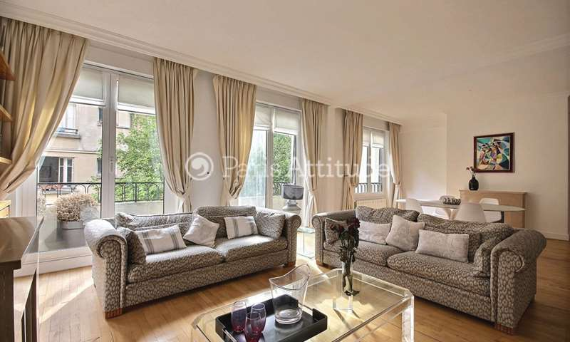 Location Appartement 3 Chambres 119m² square Mignot, 75016 Paris
