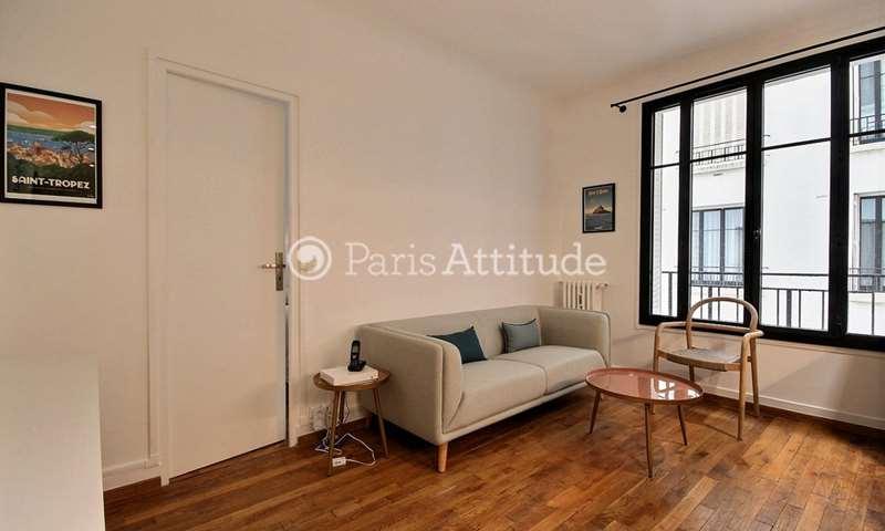 Rent Apartment 1 Bedroom 36m² rue Pau Casals, 92100 Boulogne Billancourt