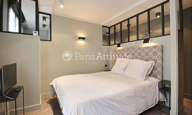 Rent Apartment Studio 27m² rue Amelie, 7 Paris
