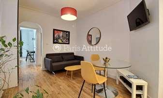 Aluguel Apartamento 1 quarto 42m² rue de Turin, 8 Paris