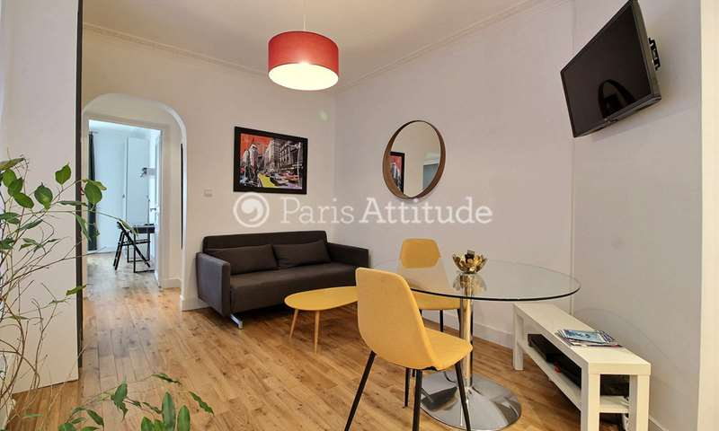 Rent Apartment 1 Bedroom 42m² rue de Turin, 8 Paris