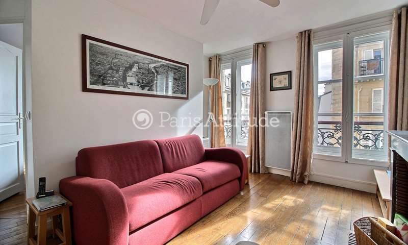 Rent Apartment 1 Bedroom 32m² rue Saint Paul, 75004 Paris