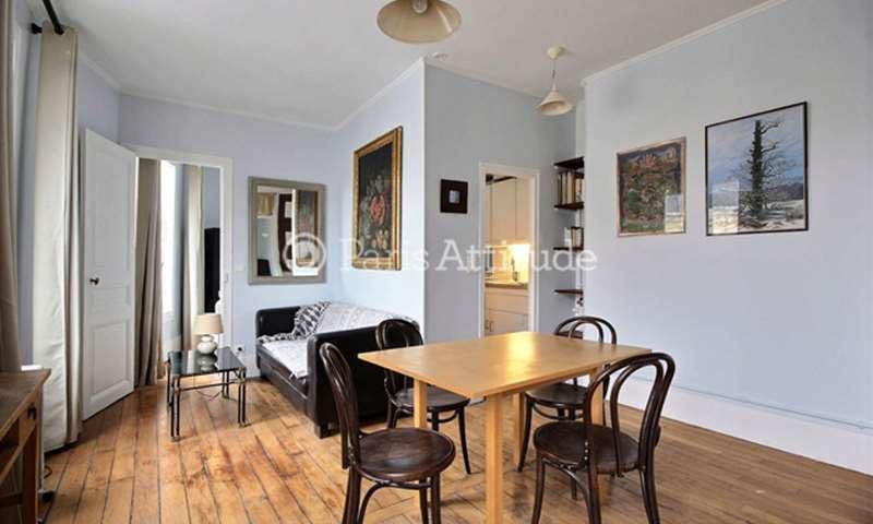 Rent Apartment 1 Bedroom 50m² rue Saint Andre des Arts, 6 Paris
