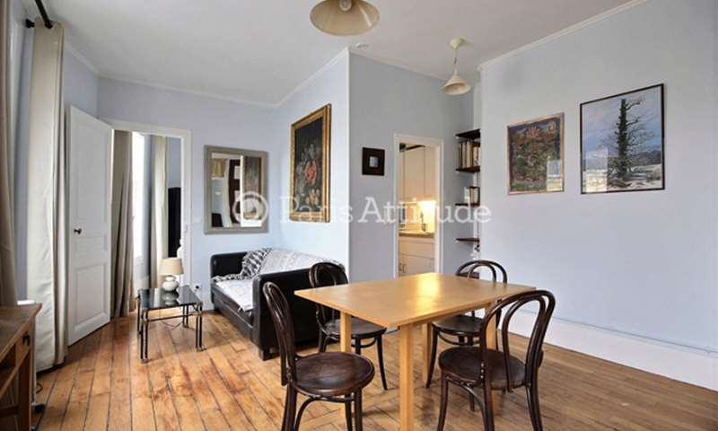 Rent Apartment 1 Bedroom 50m² rue Saint Andre des Arts, 75006 Paris