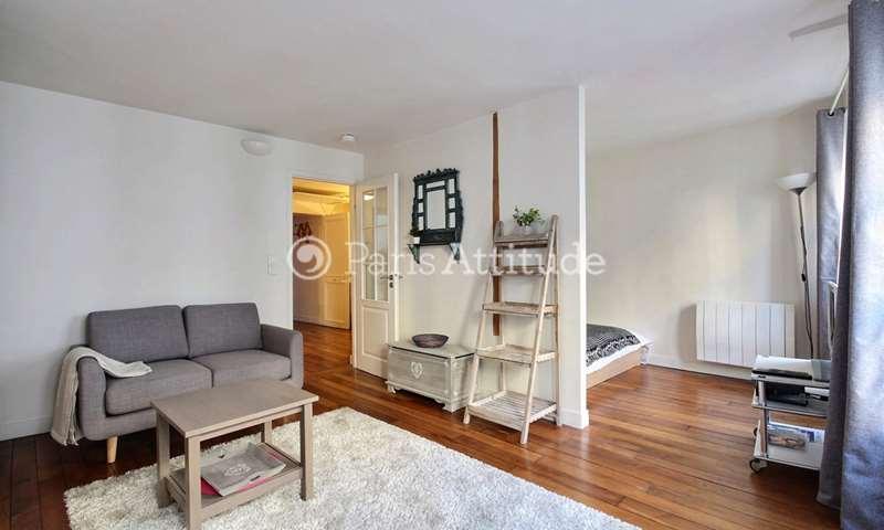 Rent Apartment Alcove Studio 38m² rue des Petits Carreaux, 2 Paris