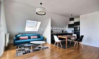 Location Appartement 1 Chambre 50m² boulevard Jourdan, 14 Paris