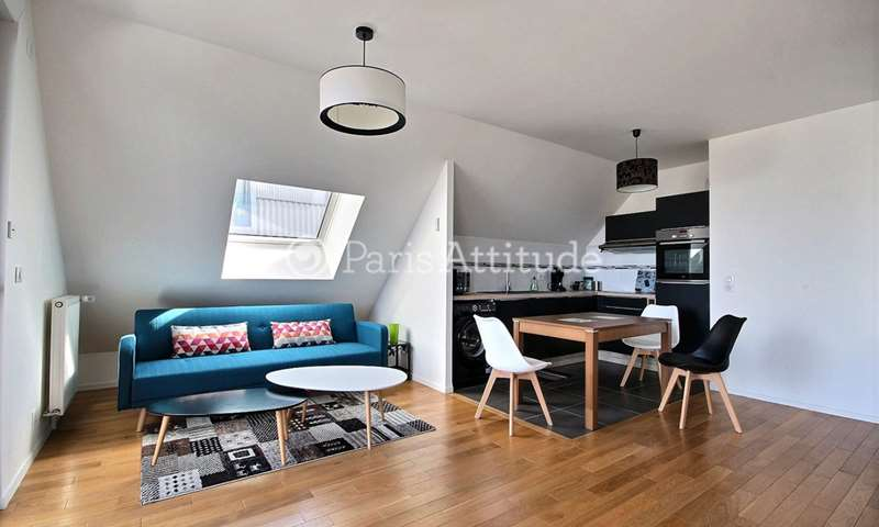 Rent Apartment 1 Bedroom 50m² boulevard Jourdan, 14 Paris