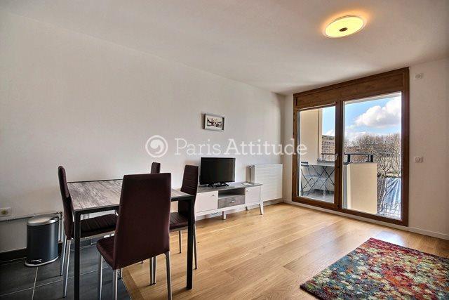 Rent furnished Apartment Studio 31m² rue de la Tombe Issoire, 75014 Paris