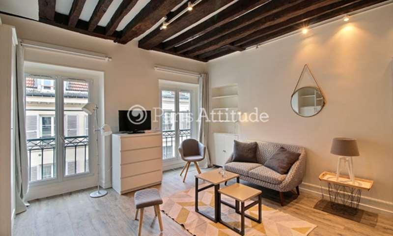 Aluguel Apartamento Quitinete 33m² rue Godot de Mauroy, 75009 Paris