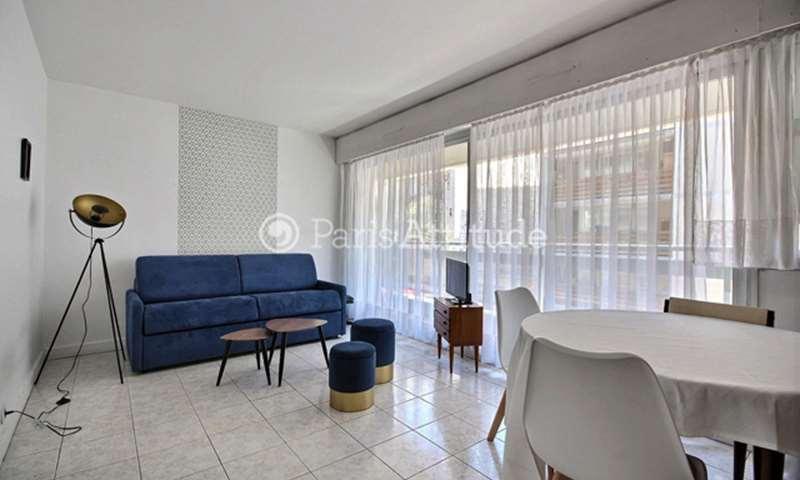 Rent Apartment Studio 30m² rue Albert, 13 Paris