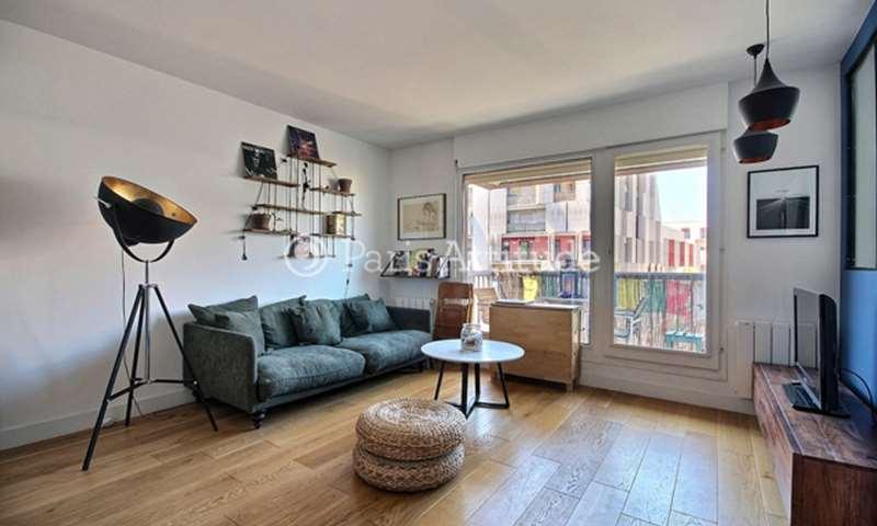 Location Appartement 1 Chambre 37m² rue Cardinet, 75017 Paris
