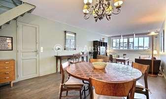 Rent Duplex 2 Bedrooms 80m² cite Griset, 11 Paris