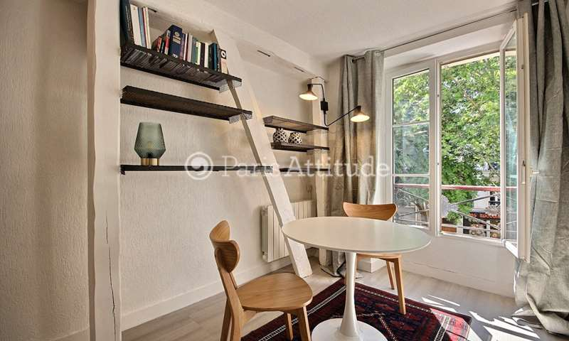 Rent Apartment Alcove Studio 25m² rue de Turenne, 3 Paris