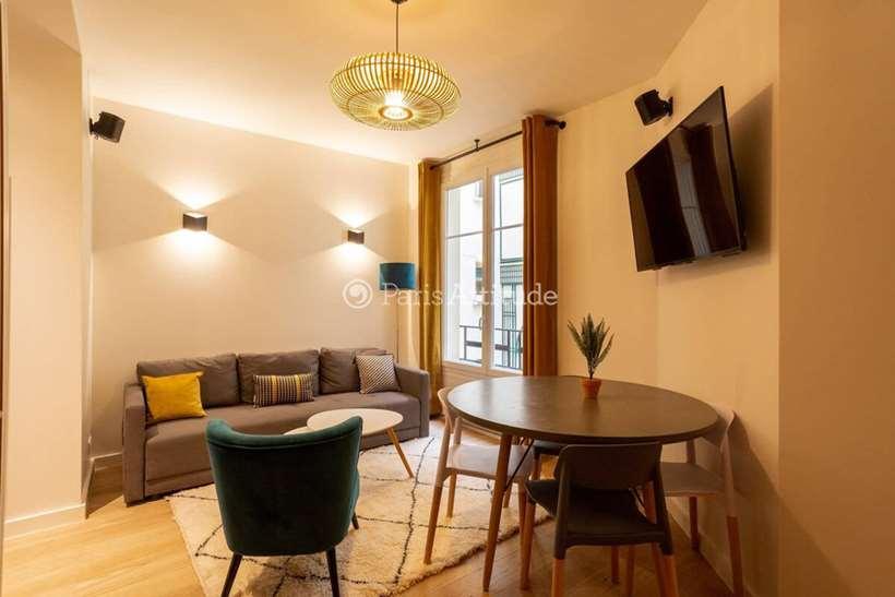 Rent furnished Apartment 2 Bedrooms 55m² rue de Miromesnil, 75008 Paris