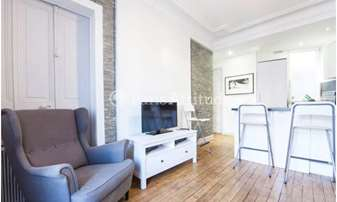 Rent Apartment 2 Bedrooms 55m² rue etienne Marcel, 2 Paris