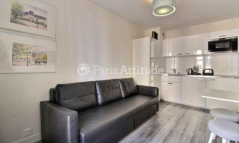 Rent Apartment Studio 18m² place des Vosges, 4 Paris