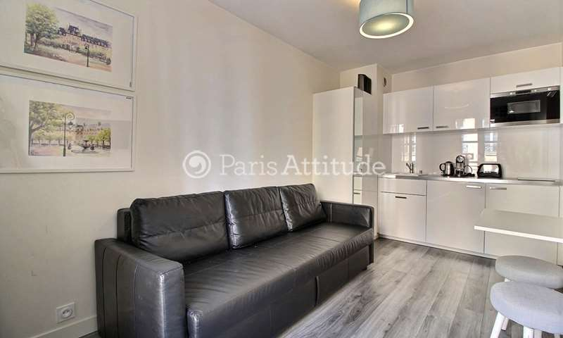 Location Appartement Studio 18m² place des Vosges, 75004 Paris