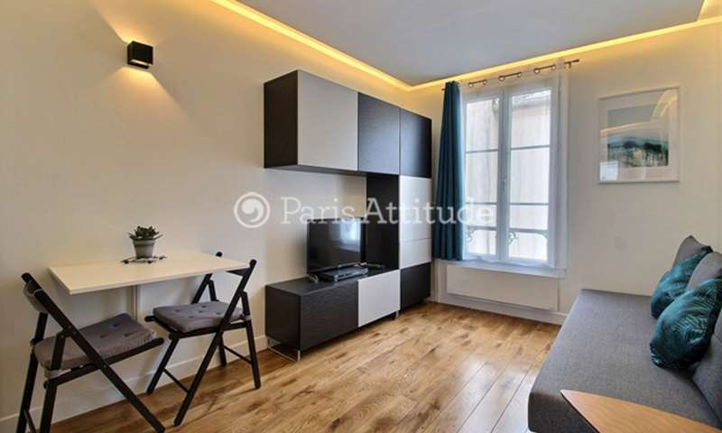 Rent Apartment Studio 22m² impasse Delaunay, 75011 Paris