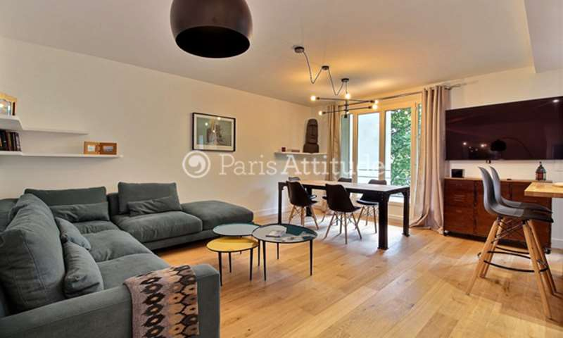 Rent Apartment 2 Bedroom 65m² rue Aristide Briand, 92130 Issy les Moulineaux