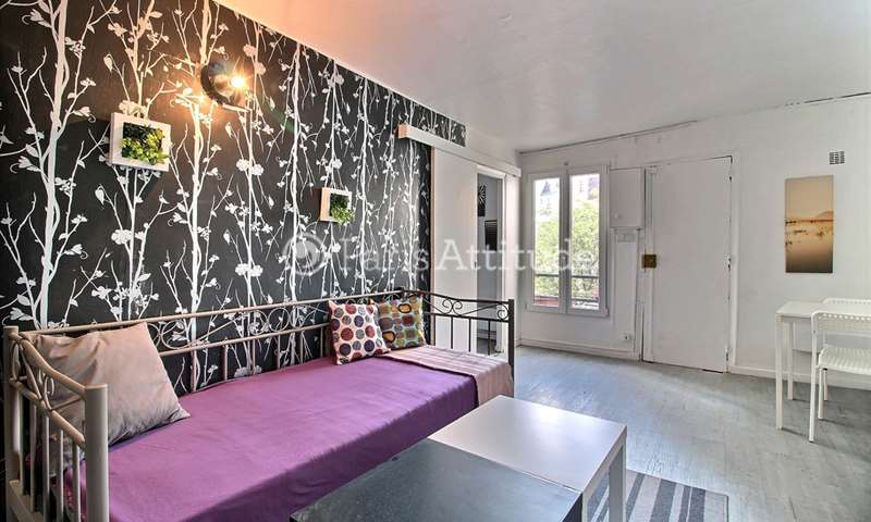 Rent Apartment 1 Bedroom 36m² rue Leopold Bellan, 2 Paris