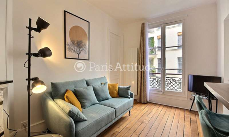 Rent Apartment 1 Bedroom 32m² rue Roger Verlomme, 3 Paris