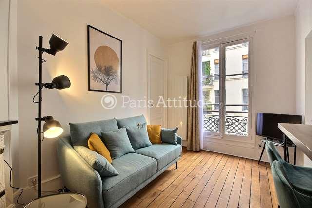 Aluguel Apartamento mobiliado 1 quarto 32m² rue Roger Verlomme, 75003 Paris