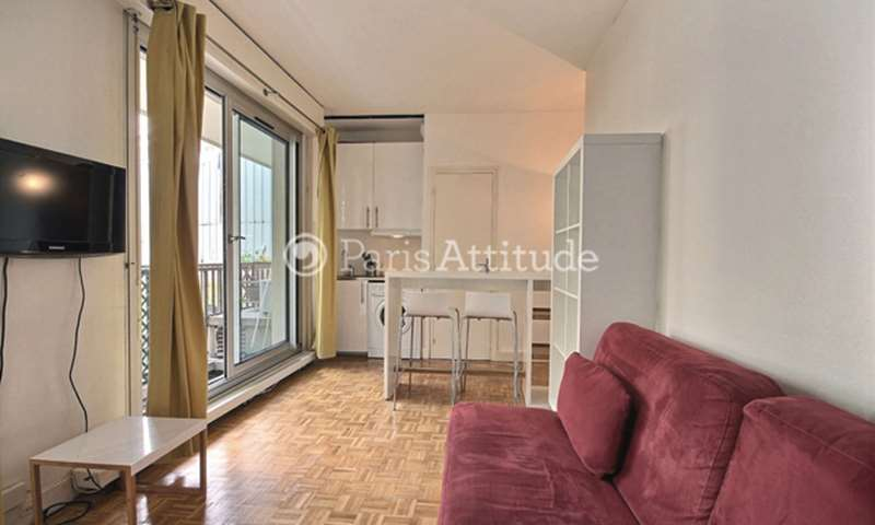 Rent Apartment Studio 21m² villa Houssay, 92200 Neuilly sur Seine