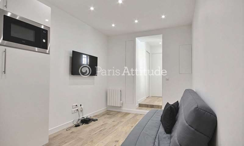Rent Apartment 1 Bedroom 22m² rue de la Felicite, 17 Paris