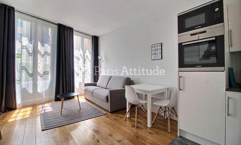Aluguel Apartamento Quitinete 25m² rue Suger, 6 Paris