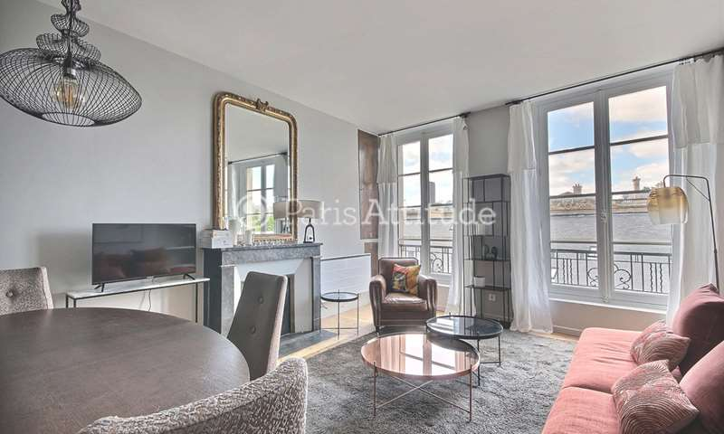 Rent Apartment 1 Bedroom 52m² rue de Bourgogne, 7 Paris
