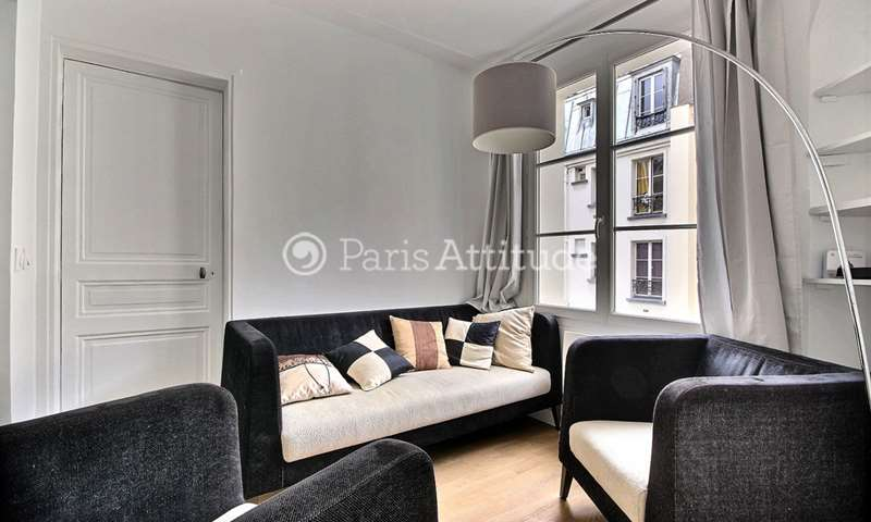 Rent Apartment 2 Bedroom 42m² rue de la Roquette, 75011 Paris