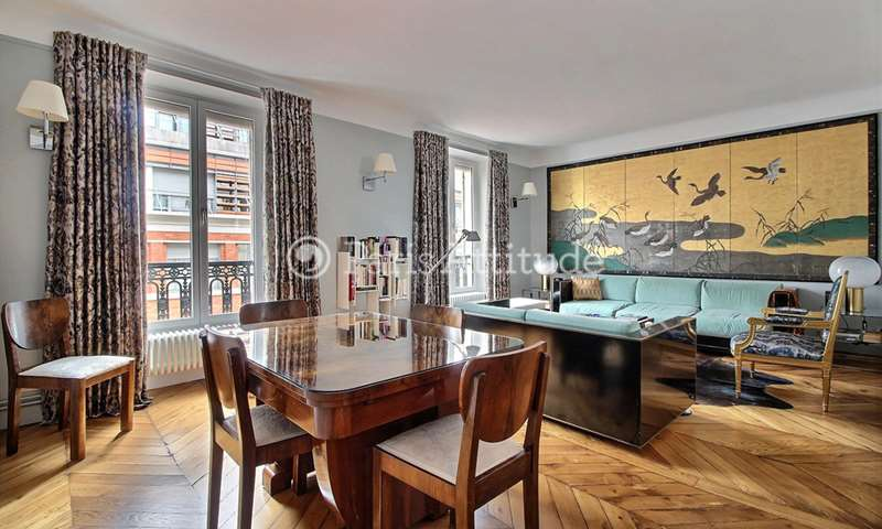Rent Apartment 2 Bedroom 67m² boulevard Beaumarchais, 75011 Paris