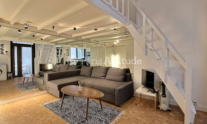 Rent Apartment Studio 20m² avenue Carnot, 75017 Paris