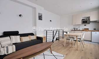 Rent Apartment 1 Bedroom 53m² rue Godefroy Cavaignac, 11 Paris
