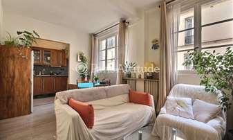 Rent Apartment Alcove Studio 47m² boulevard de Grenelle, 15 Paris