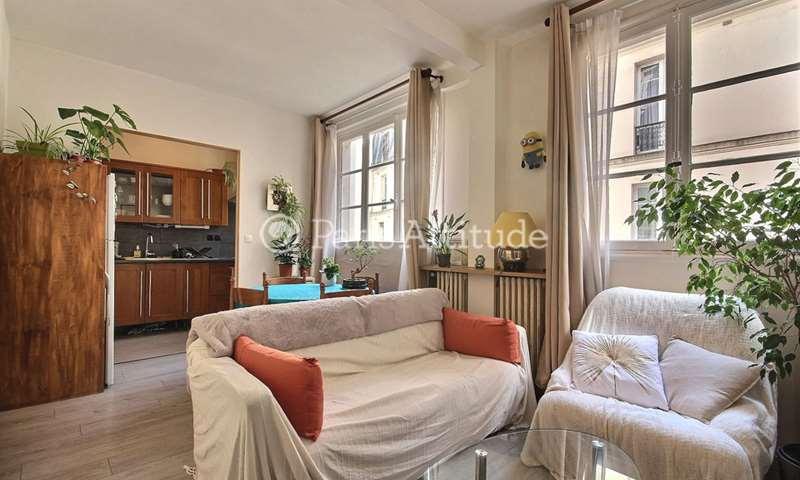 Location Appartement Alcove Studio 47m² boulevard de Grenelle, 15 Paris