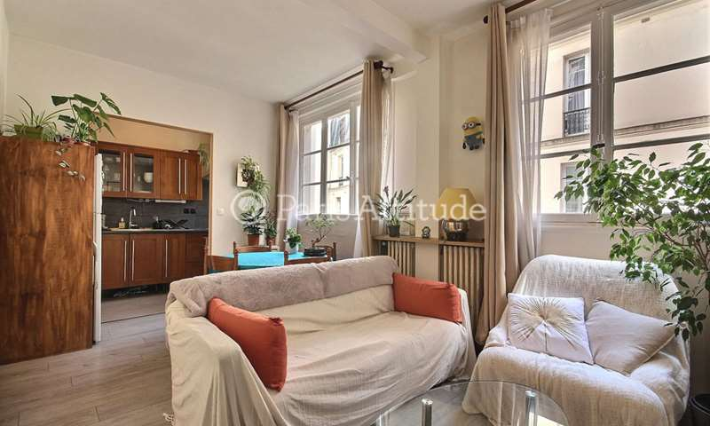 Location Appartement Alcove Studio 47m² boulevard de Grenelle, 15 Paris