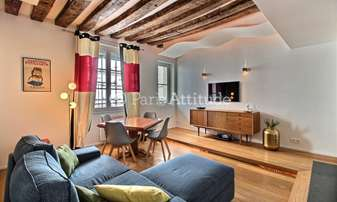 Rent Apartment 1 Bedroom 45m² rue de Beaune, 7 Paris