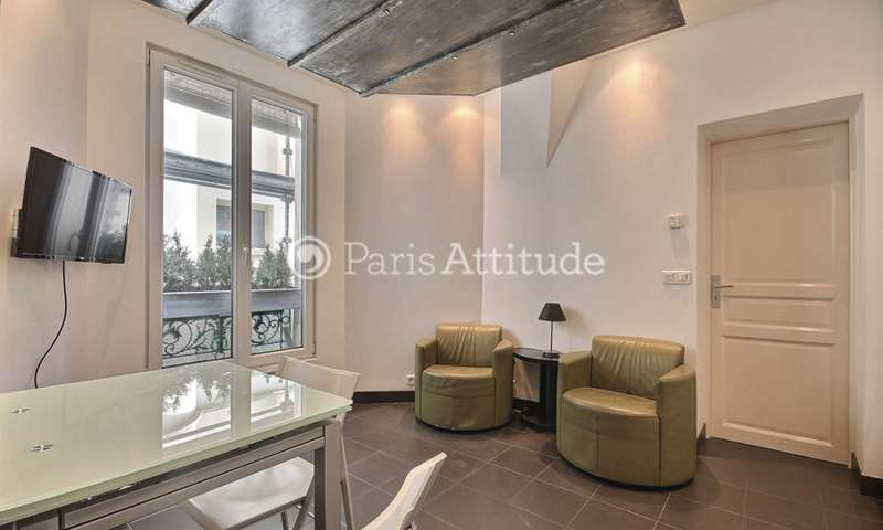 Rent Apartment 1 Bedroom 29m² rue Auguste Bartholdi, 15 Paris