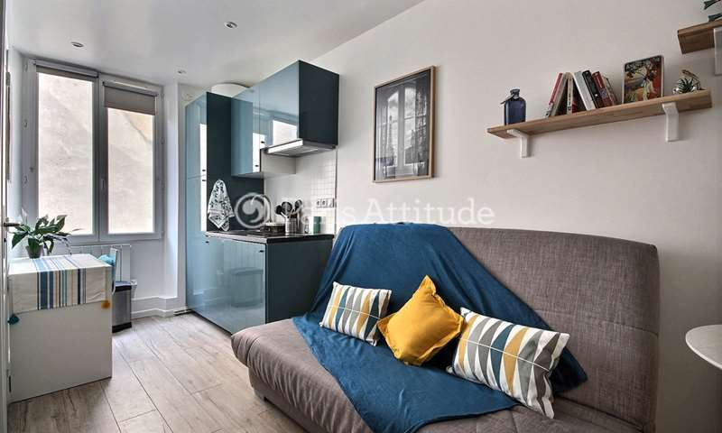 Rent Apartment Studio 15m² rue de Lappe, 11 Paris
