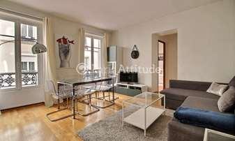 Rent Apartment 1 Bedroom 36m² rue Amelie, 7 Paris