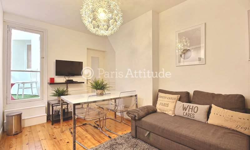 Rent Apartment 1 Bedroom 30m² rue de l Exposition, 75007 Paris