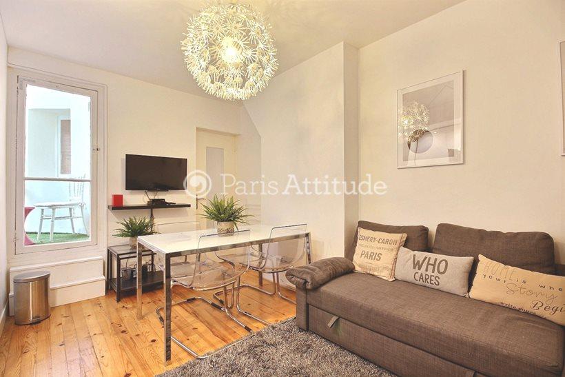 Rent furnished Apartment 1 Bedroom 30m² rue de l Exposition, 75007 Paris